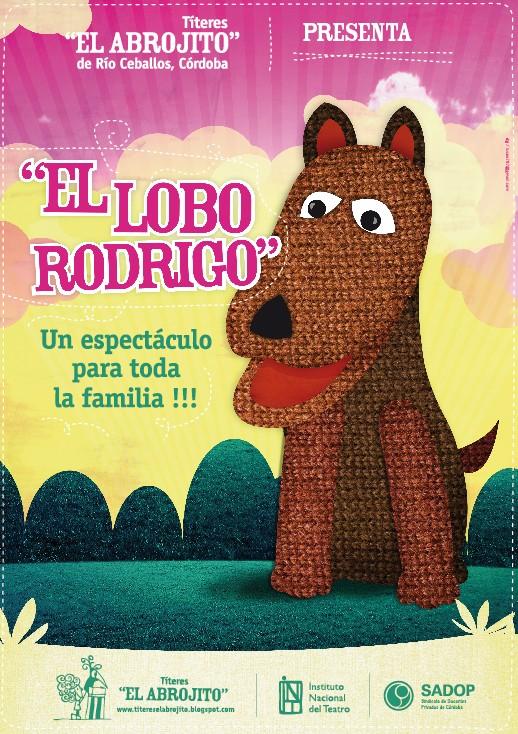Se presentará en Suardi la obra «El lobo Rodrigo»