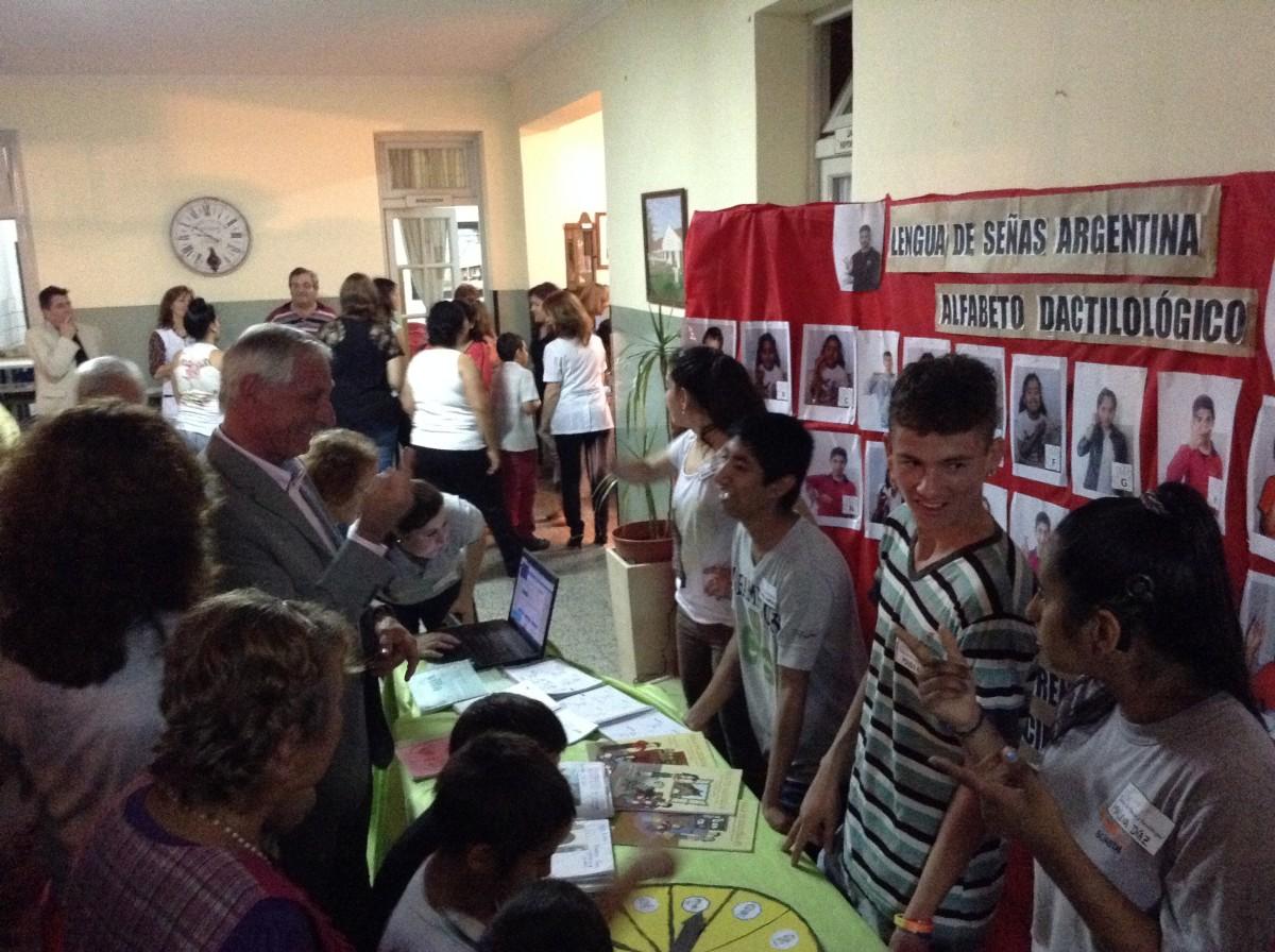Se realizó la 50º edición de la Feria de Ciencias en Suardi