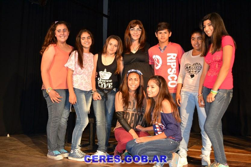CERES: MUESTRA ANUAL TEATRO ADOLESCENTE LICEO MUNICIPAL DE ARTES