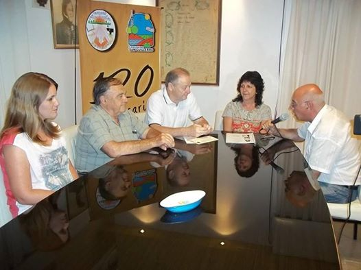 """Se presentó en San Guillermo """"Mujeres Argentinas"""""""