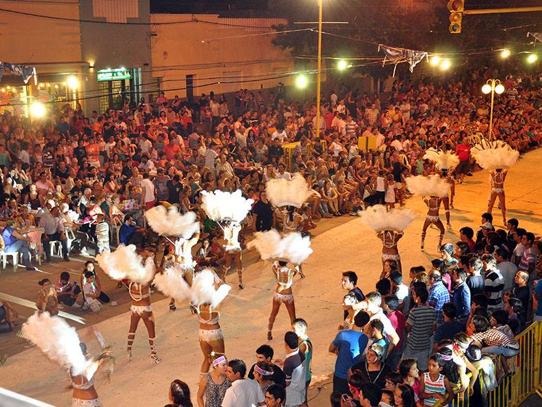 Suardi ya palpita los carnavales 2015