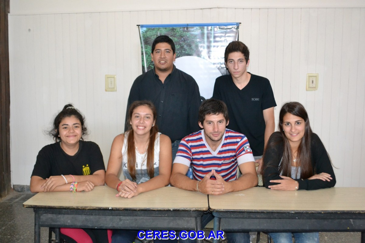 JOVENES POR CERES, INVITAN A JORNADA RECREATIVA