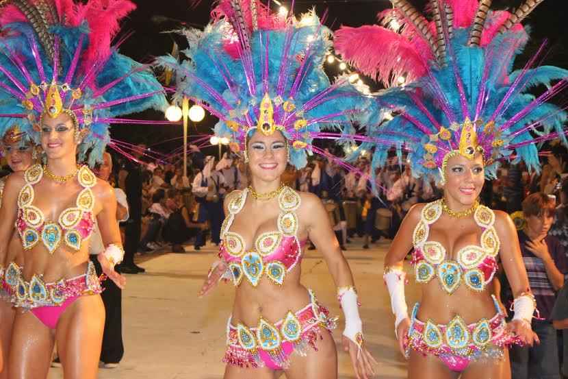Increíble Apertura de los Carnavales de Suardi