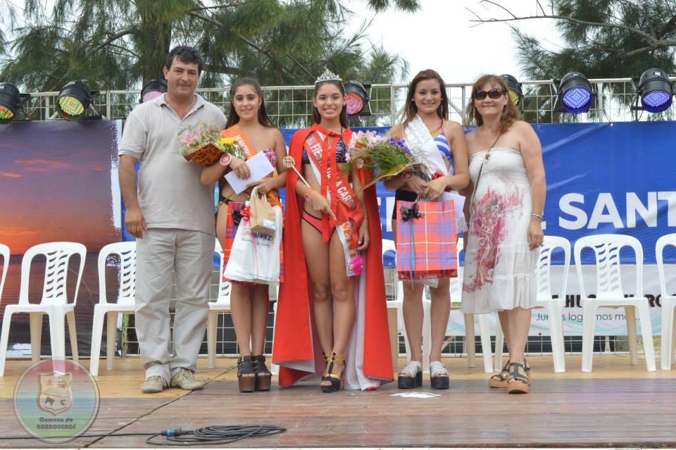 Carolina Quiros de Ambrosetti es la Reina de la 1° Fiesta Provincial de la Carpa