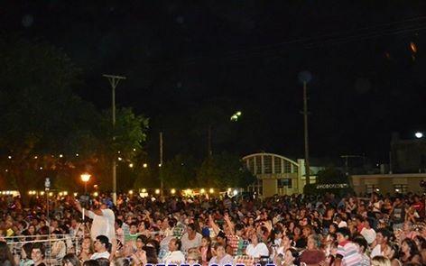 """Multitudinario 1° Festival Homenaje """"Día de la Mujer"""""""