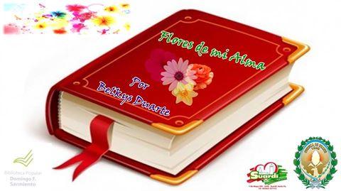 """Suardi: Presentación del libro """"Flores de mi alma"""" de Belkys Duarte"""