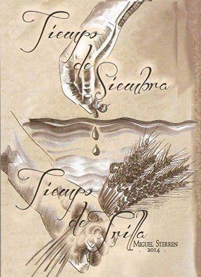 San Guillermo: Se presenta el libro «Tiempo de siembra…tiempo de trilla»