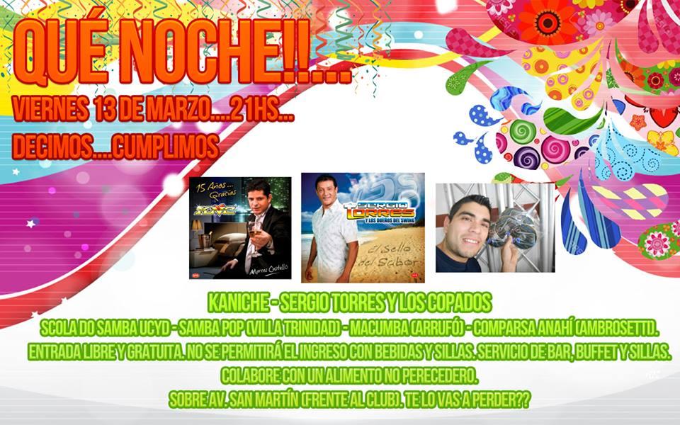 San Guillermo te invita a Colaborar!
