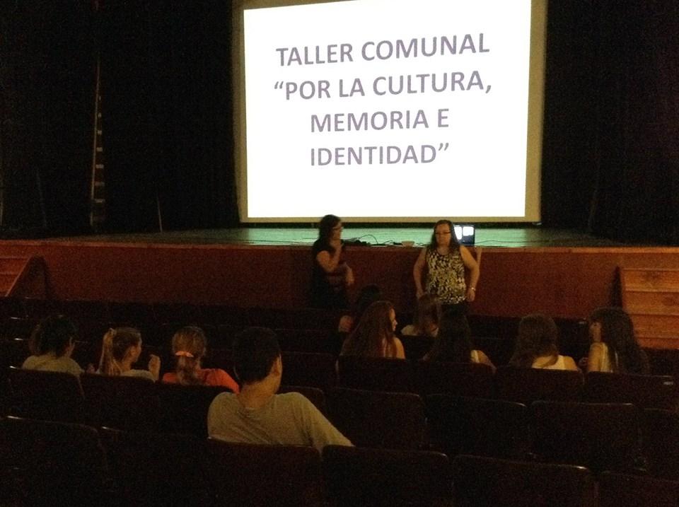 """Suardi: """"Por la Cultura, la Memoria y la Identidad"""""""