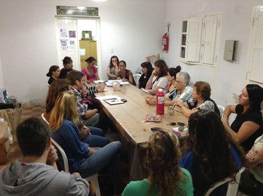 Suardi: Primera reunión de trabajo junto a los Talleres Comunales
