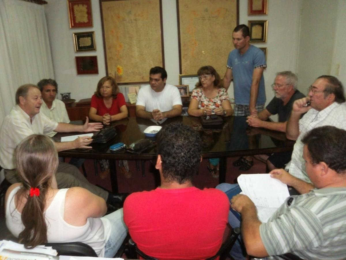 San Guillermo: Se ultiman detalles para la Noche de Carnavales y Música