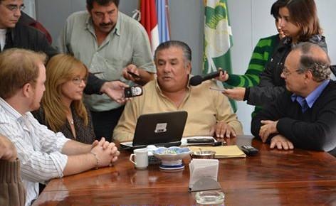 Conferencia de Prensa del Ente Cultural en Ceres