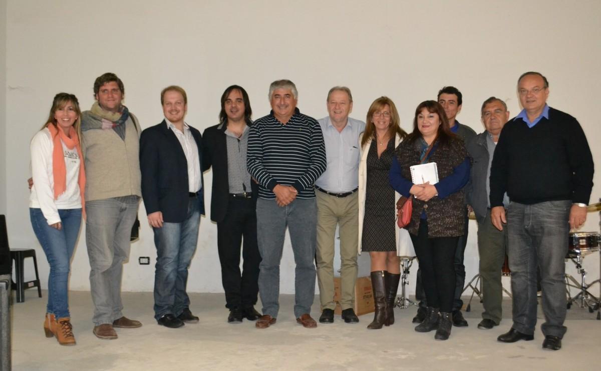El Ente Cultural Santafesino presentó el Plan Anual 2015 en San Guillermo