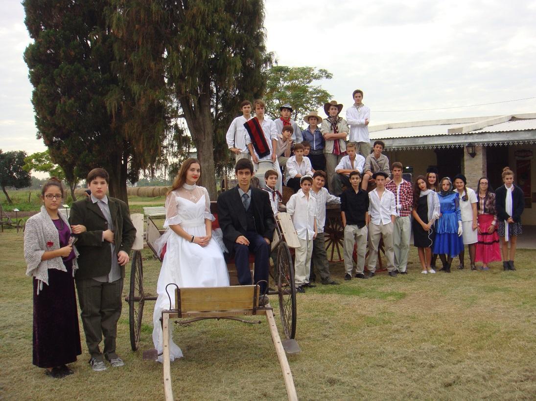"""San Guillermo: Concurso """"Jugando con el Pasado"""""""
