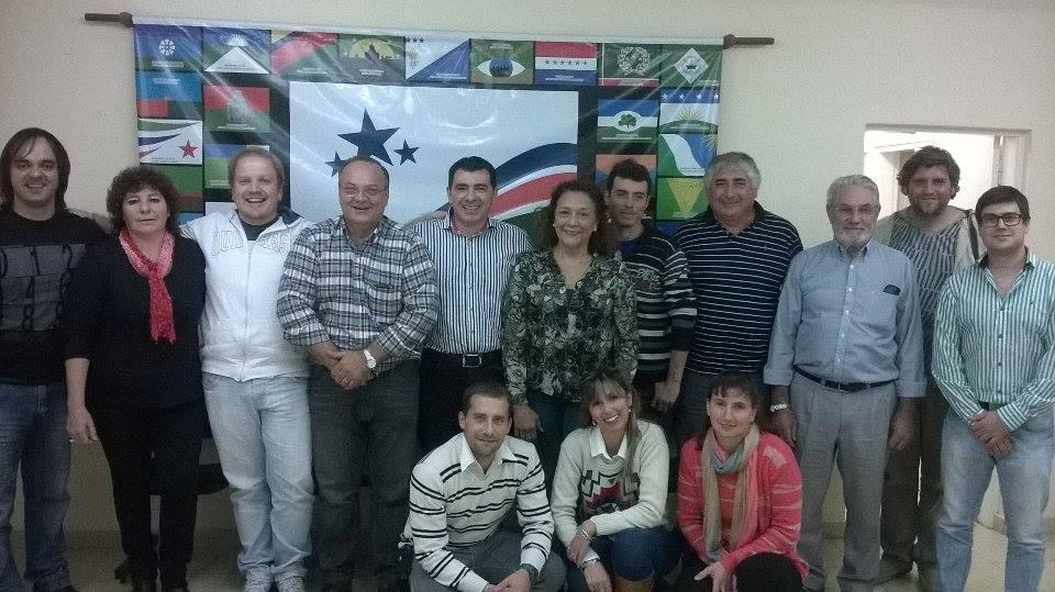 La Usina Cultural V se reunió en Monte Oscuridad