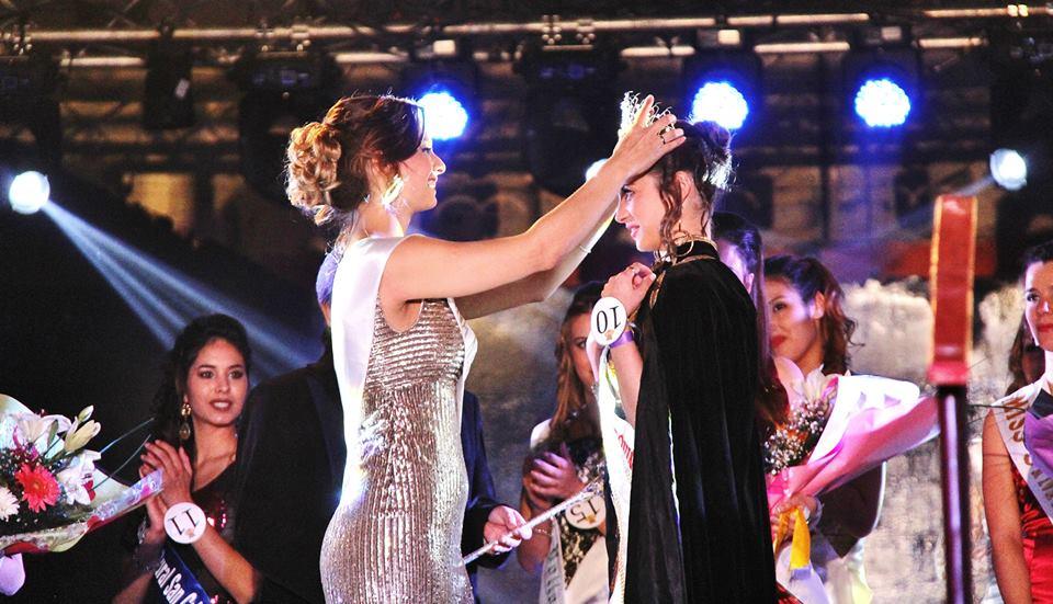 Ceres: Lucrecia Facchin fue coronada Reina Nacional del Zapallo.