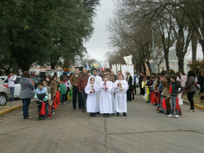 Se llevaron a cabo los Festejos Patronales en San Guillermo