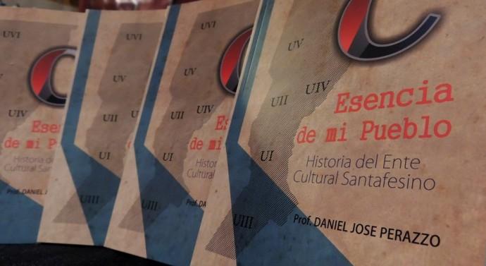 """El libro """"Esencia de mi Pueblo"""" llega a Ambrosetti"""