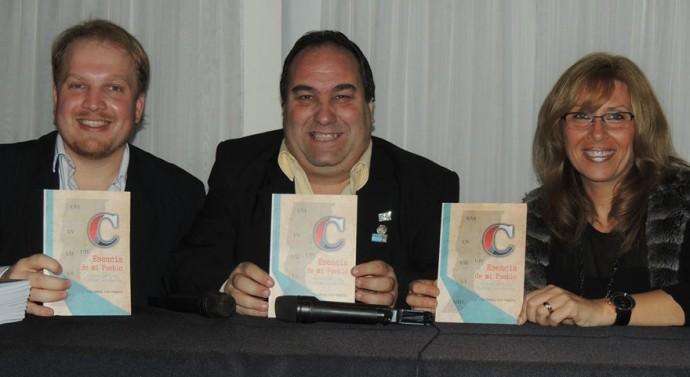 El 28 de julio, Ceres presenta el Libro «Esencia de mi Pueblo»