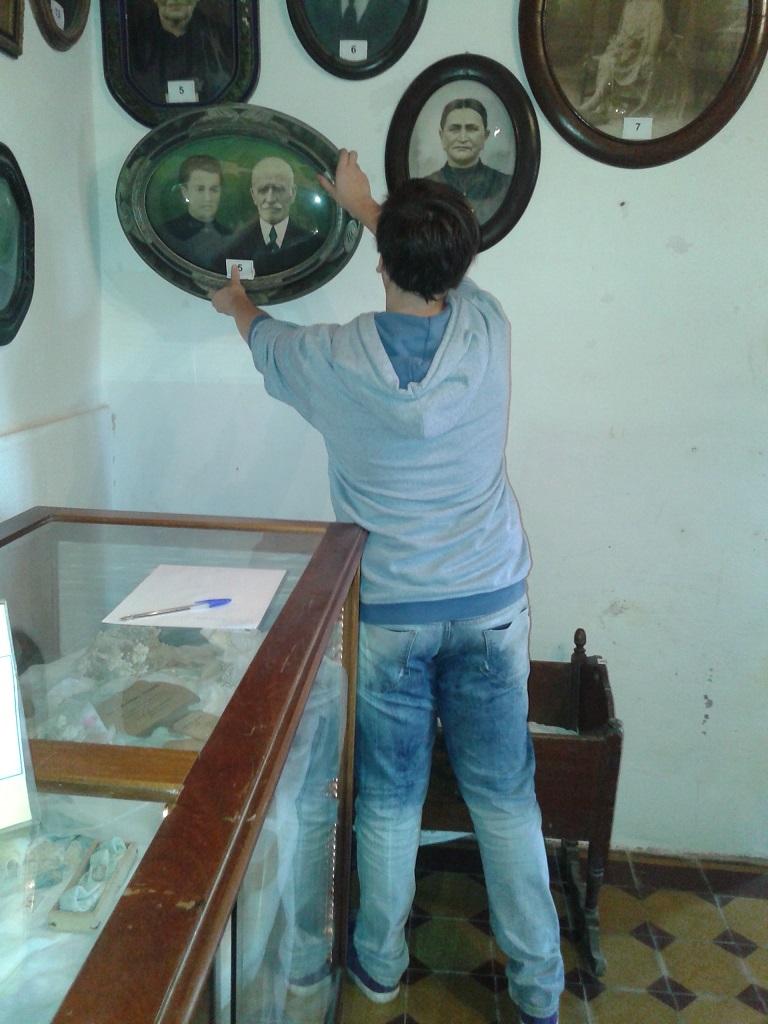 Reestructuración en el Museo Comunal de San Guillermo