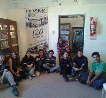 Guías del Museo y una nueva reunión de trabajo en San Guillermo