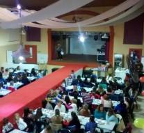 """Exitoso ciclo de """"Tomátelo con Cultura"""" en San Guillermo"""