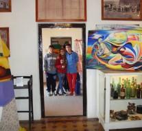 """La Muestra """"Forma y Color 2015"""" llega a Ceres"""
