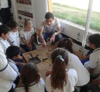 San Guillermo: Alumnos realizaron una visita guiada al Museo Comunal