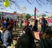 San Guillermo: Una multitud acompañó el «Chocolandia 2015»