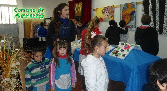 Cierre Muestra «Forma y Color 2015» en Arrufó