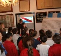 Apertura de la Muestra «Las Banderas de Belgrano» en San Guillermo