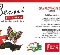 «Berni para niños» visitará la localidad de Suardi