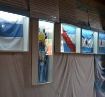 """La Muestra """"Las Banderas de Belgrano"""" llegan a Monte Oscuridad"""