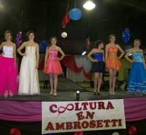 """Ambrosetti se vistió de """"CoolTURA"""""""