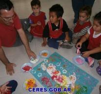 """Ceres: Centro de Día """"Alas"""" inauguró """"Taller de Arte"""" en el CIC"""