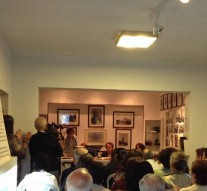 María Isabel Ferrero presentó su libro de poesías en Suardi