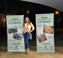 San Guillermo: Talía Pietrobón presente en la «Fiesta Nacional de la Zanahoria»