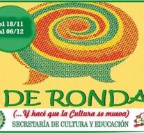 """Suardi: Ya se viene """"De Ronda"""" (…y hace que la cultura se mueva) 2º edición."""
