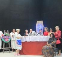 San Guillermo: A sala llena se presentó el Taller Comunal de Teatro