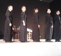 Imponente presentación del Taller de Teatro de San Guillermo