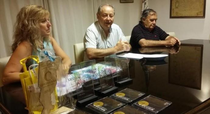 Entrega de Reconocimientos del Ente Cultural Santafesino en San Guillermo