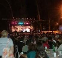 San Guillermo: Nutrida concurrencia en la peña «5 años de Buena Madera»