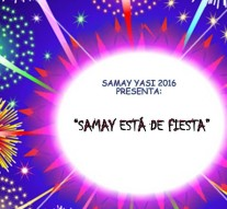 Suardi: Conferencia de Prensa Samay Yasi