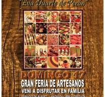 """""""Feria de Artesanos"""" en Ceres"""
