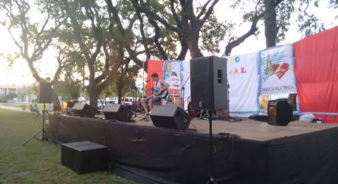 Villa Trinidad inauguró su 1° Espacio Cultural