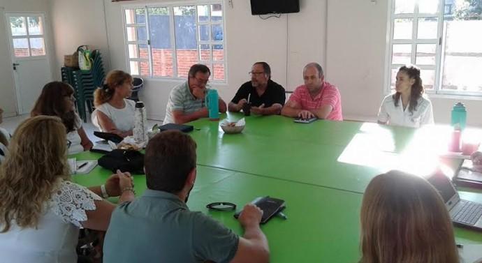 San Guillermo: Tejiendo redes de trabajo con más cultura e integración