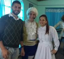 """""""Mozart va a la escuela""""  llegó a Arrufó"""