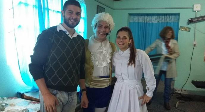 «Mozart va a la escuela»  llegó a Arrufó