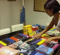 Importante Campaña de Donación de Útiles Escolares en San Guillermo