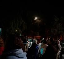 San Guillermo: Emotivo Vía Crusis en la Plaza San Martín